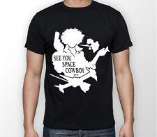 Cowboy Bebop Spike Spiegel Anime Manga Unisex Tshirt T-Shirt Tee ALL SIZES