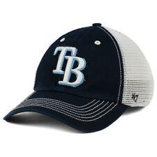 hot sale online 63952 4b2f8 Tampa Bay Rays MLB  47 Brand Taylor Closer 2-Tone Cap Hat Mesh Men s