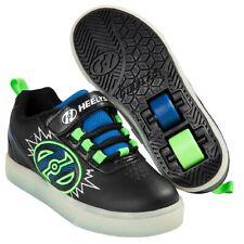 Heelys X2 POW light up heelys heelys shoes heelys black heelys boys roller shoes