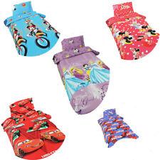 2tlg. Disney Kinder Bettwäsche 135x200 Bett Garnitur Mickey Minnie Princess