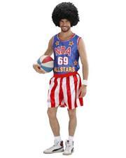 Costume Carnevale Uomo Giocatore di Pallacanestro PS 26306