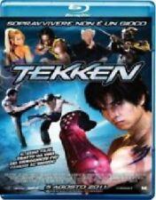 Tekken (Blu-Ray) EAGLE PICTURES