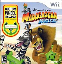 Dreamworks Madagascar Kartz (Nintendo Wii 2009)