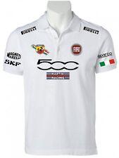 POLO FIAT 500 MARTINI RACING ABARTH maglietta felpa ALFA ROMEO t-shirt maglia HF