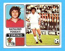 FIGURINA PANINI 1972/73-n.347- TORINO  FOSSATI -Rec