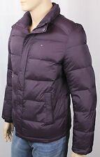 Tommy Hilfiger Plum Ski Puffer Coat NWT $195