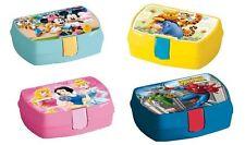 DISNEY CHARACTER LUNCH BOX SPIDERMAN MICKEY MOUSE DISNEY PRINCESS POOH & TIGGER
