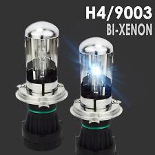 2x Bi-Xenon H4 9003 HID Bulbs AC 35W H/L Headlight Replacement 4K 6K 8K 10K 12K