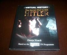 The Secret Plot To Kill Hitler Nazi Assasination Fuhrer World War II German Book