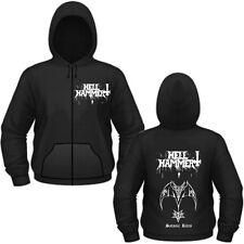 Hellhammer - Satanic Rites HOODIE ZIP  S / M / L / XL / XXL Celtic Frost KULT