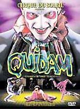 Cirque du Soleil - Quidam (DVD, 1999) SHIPS NEXT DAY Live in Amstersdam