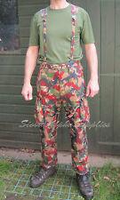 Swiss army surplus issue G2 gebirgsjager, hd pantalon, 6 couleurs d'été pantalon combat