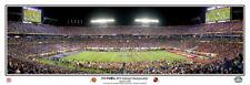 Florida Gators 2009 FedEx BCS National Championship Game Panoramic Poster 5025