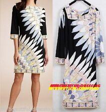 MW007079 - DESIGNER MULTICOLOUR JERSEY SILK DRESS (#284)