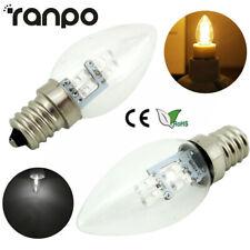 4 Del Bougie E12 Lustre Candélabre Ampoules Bouddha Lampe 10W Équivalent Hl