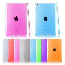 """DIY For Apple iPad 2 3 4 Mini Air Pro iPad 9.7"""" Soft TPU Silicone Cover Case HT"""