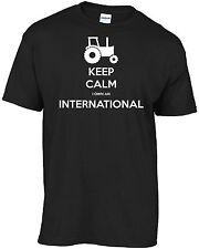 Tractor - Keep Calm I Own An International t-shirt