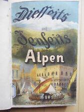 Rodenberg - Diesseits u. jenseits der Alpen 1865
