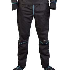 Spada Enfríe Factor2 Térmico Cortavientos Hombre Pantalones de Moto - Negro