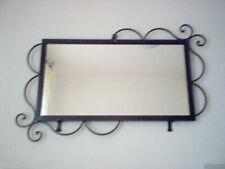 CORNICE DESIGN per Specchio Foto FERRO BATTUTO Realizzazioni Personalizzate 846