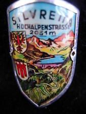 Silvretta Hochalpenstrasse stocknagel badge G1522