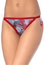 Diesel Dolcyno Mutande Bikinihose Badehose Slip Rot Gr M