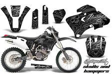 AMR RACING MOTORCROSS GRAPHIC STICKER MX KIT YAMAHA WR 250F 426F 400F 98-02 SAHS