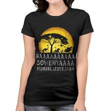 The Lion King Baaa Sowenya T-Shirt, 90's Funny Disney Women's Tee
