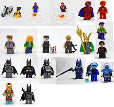 LEGO Super Heroes Marvel & DC Minifigures Minifigure - Choose A Minifig