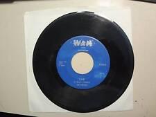"FORTELS:She 2:55-Merry Go Round 2:35-U.S. 7"" 1965 WAM Records 51245,Ohio Garage"