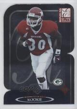 2000 Donruss Elite Rookie Die-Cuts #159 Anthony Lucas Green Bay Packers Card