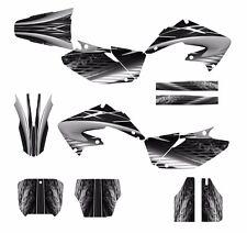CR 125 250 Honda graphics 2002 2003 2004 2005 2006 - 2013 decal kit #3333 Metal