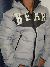 BEAR - GIUBBOTTO DOUBLE FACE - WOJ 2806-1246-012 - GRIGIO/NERO