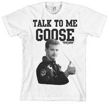 Officially Licensed Top Gun- Talk To Me Goose 3XL, 4XL, 5XL Men's T-Shirt
