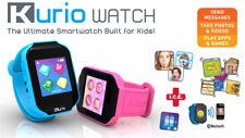 Kurio Kinder Smart Uhr Bluetooth Kamera Mikrofon und Lautsprecher Text Anruf Av