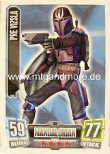 Pre Vizsla #100 - Force Attax Serie 2