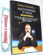 carlo lucarelli I NUOVI MISTERI D'ITALIA ( 2004)