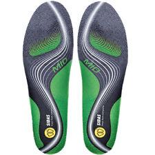 SIDAS Unisex Activ 'Mid Arch Scarpa ergonomica delle solette Verde Grigio Sport da Palestra