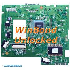 XBox 360 LiteOn DG-16D4S Platine Winbond (Unlocked) - NEU