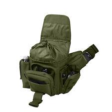 Woodland Camo Advanced Tactical Bag Side Bag Body bag