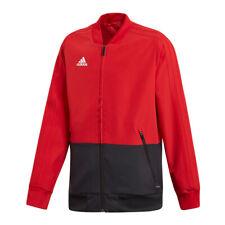 Adidas Condivo 18 Chaqueta de Presentación Niños Rojo