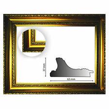Barockrahmen gold fein verziert 336 ORO, verschiedene Varianten