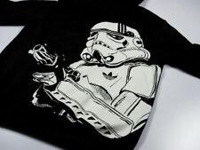 BNWT Adidas Originals x Star Wars Stormtrooper Black Jacket Flock Track Top