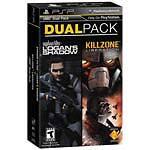PSP UMD Dual Game Pack Syphon Filter Logan's Shadow/Killzone Liberation Bundle