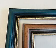 rustikale deko bilderrahmen aus holz g nstig kaufen ebay. Black Bedroom Furniture Sets. Home Design Ideas