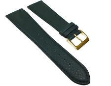 Minott Miami Ersatzband Uhrenarmband Kalbnappa Band Dunkelgrün 22552G