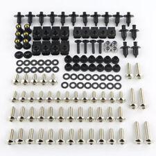 For 2005-2012 Yamaha MT 01 MT01 2006 2007 2008 2009 Steel Fairing Screws Bolts
