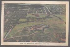 Postcard HALIFAX,Nova Scotia N.S./CANADA The Citadel Bird's Eye Aerial View 1930