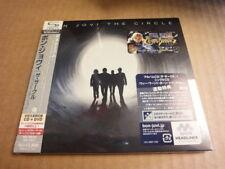 BON JOVI The Circle JAPAN SHM-CD+DVD w/OBI NEW g160
