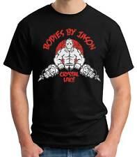 Camiseta Niño Bodies By Jason Crystal Lake-Friday 13 Funny tallas de 3 a 12 años